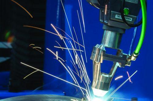 Лазерная сварка - оборудование, принцип работы